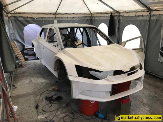 Fabia MK3 Chassis