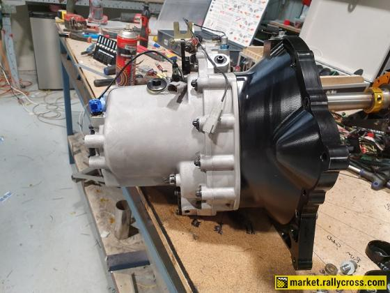 Holinger SF  SEQUENTIAL GEARBOX