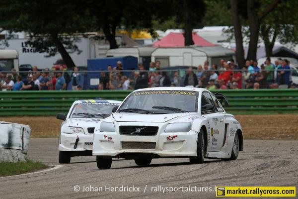 volvo c30 supernationale 3.016v compleet made by gunnarson with fia goldpass