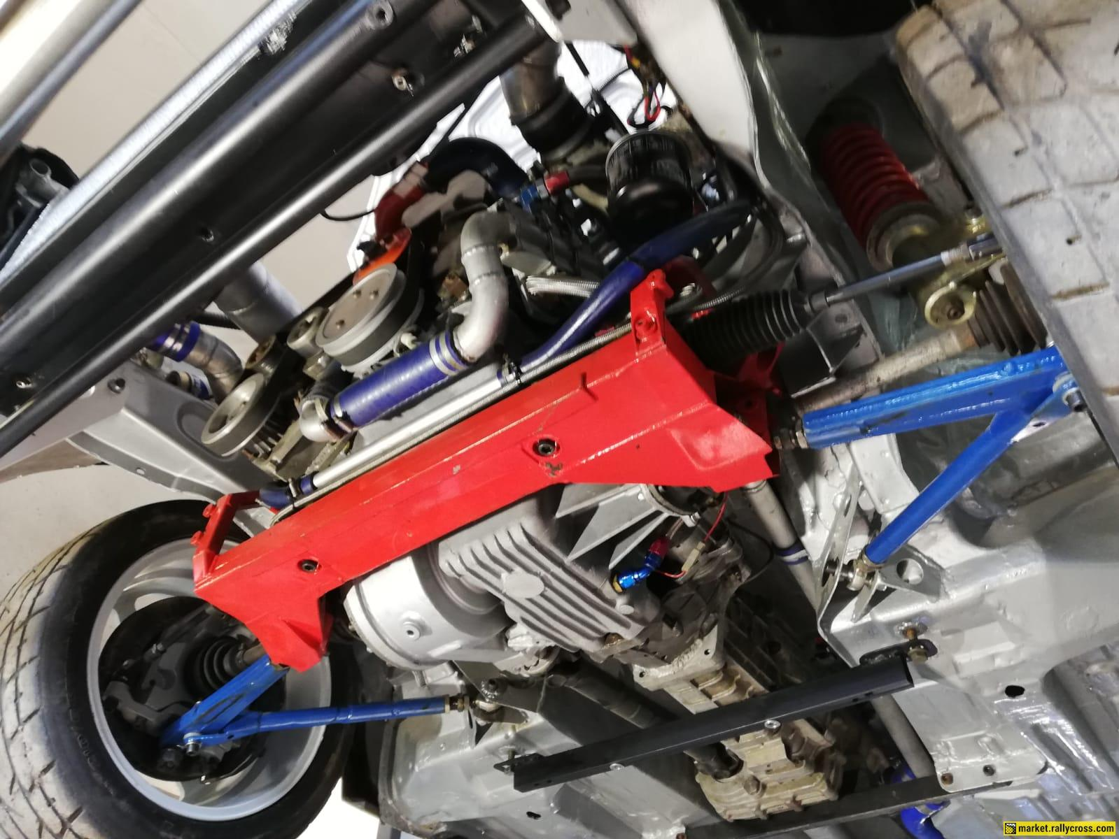 Supercar - Ford Focus RS RX MK1