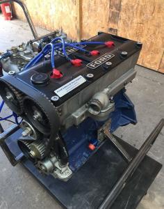 Ford Cosworth BDA (BDD)