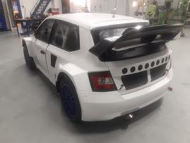 Skoda MK3 Supercar
