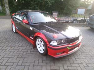 Te koop Bmw e36 coupe 2800