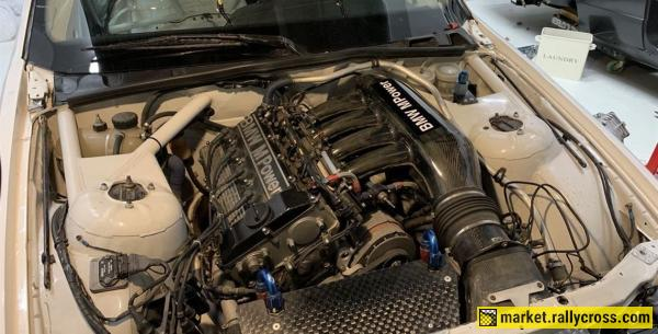 BMW Motorsport 2.9l S14 Race Engine