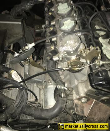 Hayabusa engine 1396