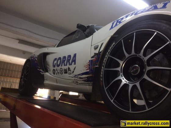 Lotus Exige GT Rally