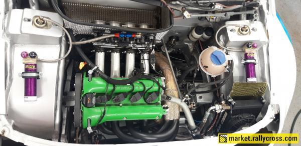 Skoda Fabia S1600