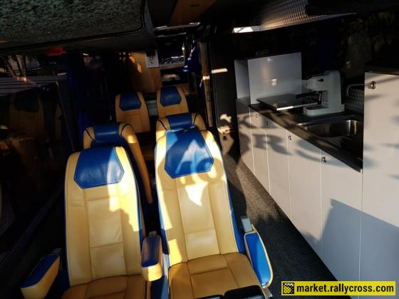 vanhool alicron camper