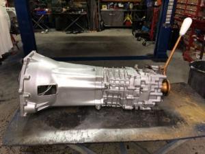 Ford Sierra RS500 Getrag gearbox