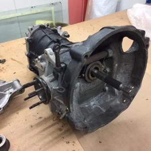 Hewland MK9 5 speed gearbox