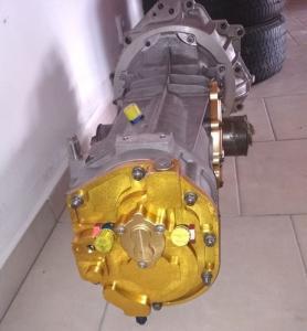 Quaife Radical SR8 gearbox