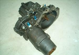 X-trac 206B Sequential gearbox