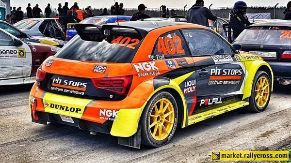 Audi A1 RWD RX SuperNational