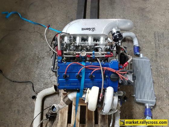 BMW M3 E30 S14 engine