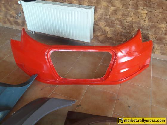 Brandnew Bodykit RX Audi A1, Polo, Hyundai