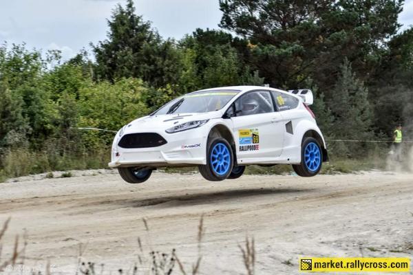 Ford Fiesta Rallycross Touringcar