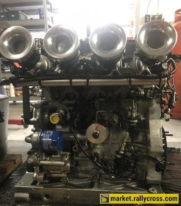 Honda Mugen NBE F3 Engine