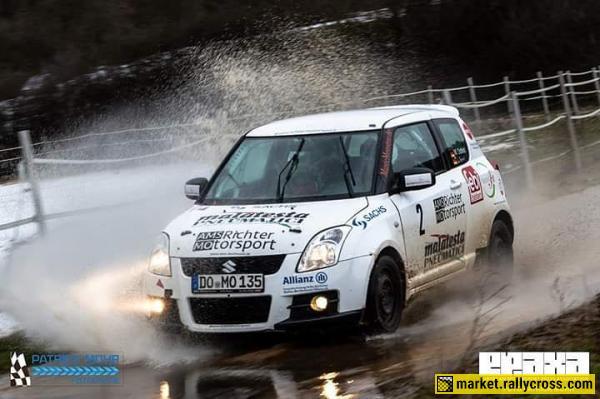 Suzuki Swift Sport Cup - Serienproduktionswagen bis 1600ccm Rookie
