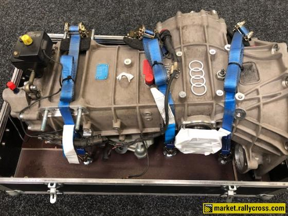 Audi R8 GT3 HOR Gearbox (MY038)