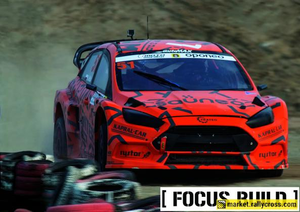 Ford Focus RX 2019 SuperCar NEW PRICE