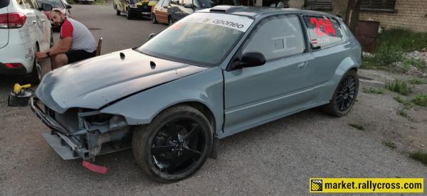 Honda 200bhp/220Nm