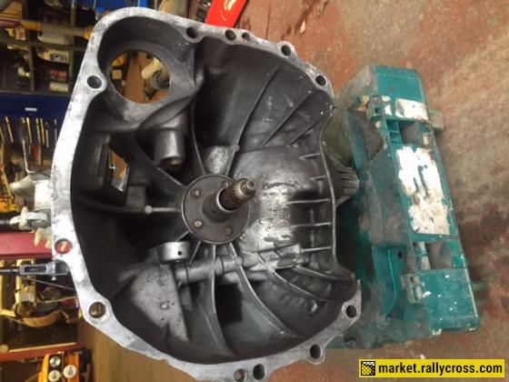 Modena Subaru 6 speed sequential gearbox