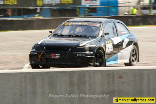 Opel Astra S1600