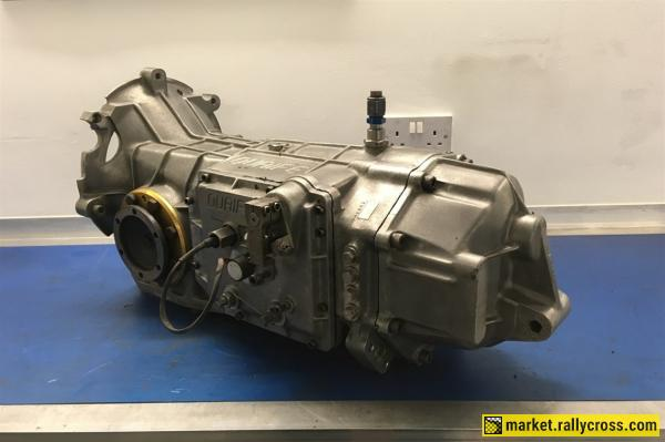 Quaife Transaxle six speed sequential gearbox