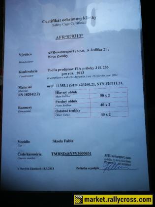 Skoda Fabia 1.4 202HP