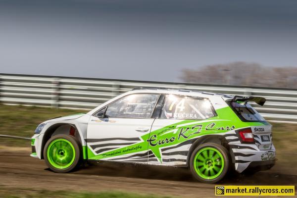 Skoda Fabia Mk3 Super 1600