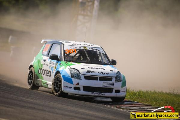 SUZUKI SWIFT S1600 - Polish RX Champion 2019 in SN1600