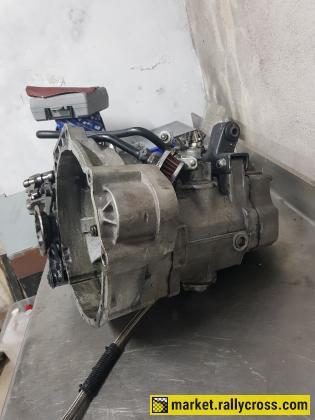 vw motorsport 6v 02A dogbox