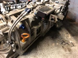 Audi R8 LMS Ultra Gearbox