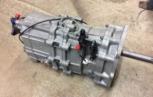 Drenth DG500 6 speed sequential gearbox