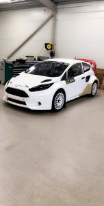 Ford Fiesta Supercar OMSE