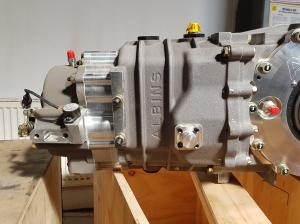 Gearbox Sequential 6 - Albins AGB 10 TRANSAXLE - 1200Nm