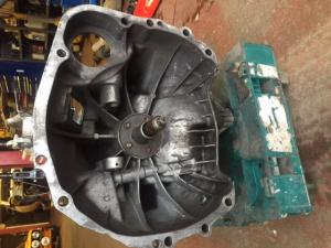 Modena Subaru 6 speed sequential gearbox