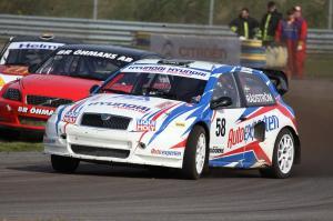 Skoda Fabia MK1 X Lars Larsson