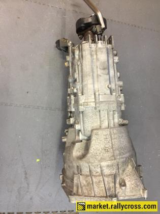Bmw M3 E46 S54 original gearbox with clutch Sachs