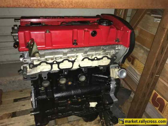 Mitsubishi Evo 5 6 7 8 Engine