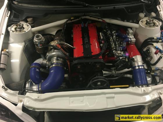 OPEL ASTRA 4x4 SUPER CAR