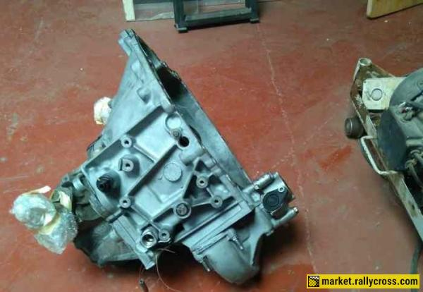 SMAN BE4/5 Gearbox