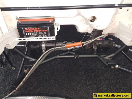 Skoda Fabia Mk2 RX Super 1600