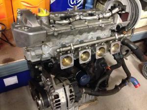 Clio RS2 F4R Engine