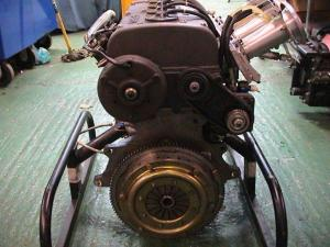 Cosworth 1800 FVC Race Engine