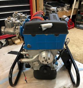 Full Race FIA Spec Lotus Twin Cam Engine For Sale