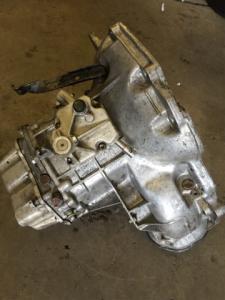 Opel/Vauxhall Quaife F20 5-speed gearbox