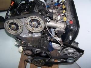 Peugeot 306 Maxi A7K Engine