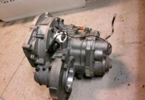 Sadev ST75-14 6 speed Sequential Gearbox