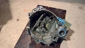 Transconcept BE6 sequential gearbox